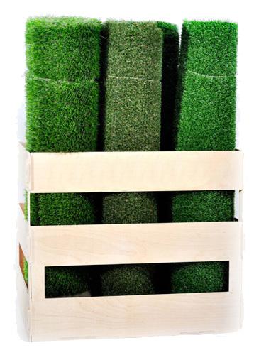 Sztuczne trawy